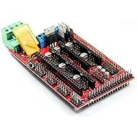 Impresora 3d controlador bordo del módulo para RAMPAS 1.4Reprap Prusa Mebdel nuevo