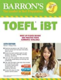 Barrons TOEFL iBT with CD-ROM and MP3 audio CDs