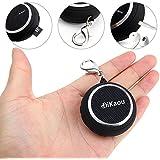 Dikaou Portable Super Mini Wireless Bluetooth 4.0 Altavoz Loud Sonido Estéreo Recargables Outdoor Sport Bluetooth Audio para iPhone Samsung y Más