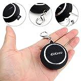 DIKAOU Portable Wireless Bluetooth 4.0 Lautsprecher Loud Stereo Sound Wiederaufladbare Super Mini Outdoor Sport Bluetooth Audio für iPhone Samsung und mehr