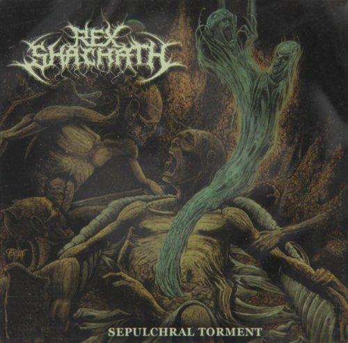 Rex Shachath: Sepulchral Torment (Audio CD)