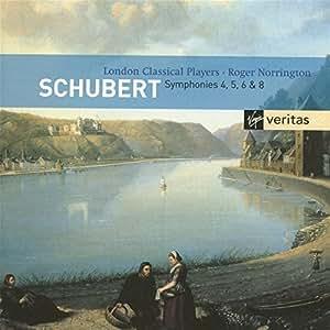 Schubert: Symphonies Nos. 4,5,6,8