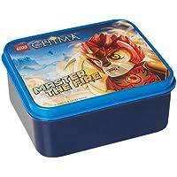 LEGO Lizenzkollektion 40501720 - Legends of Chima Brotdose mit Laval-Motiv, blau