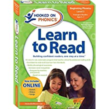 Hooked on Phonics Learn to Read First Grade Level 1 (Hooked on Phonics: Level 1)