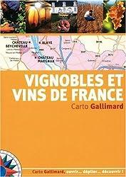 Vignobles et vins de France