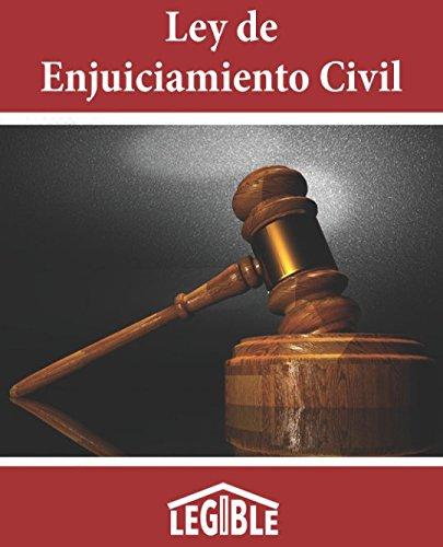 Ley de Enjuiciamiento Civil: 2018 por Legible .