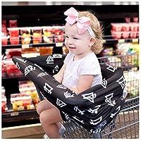 Diuspeed Toalla de Lactancia para bebés, Toalla de Lactancia múltiple para usos múltiples - Asiento de Seguridad de algodón Cojín para Asiento de automóvil