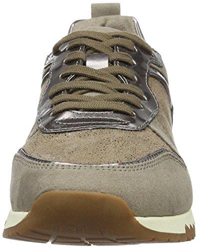 Tamaris - 23601, Scarpe da ginnastica Donna Marrone (PEPPER COMB 301)