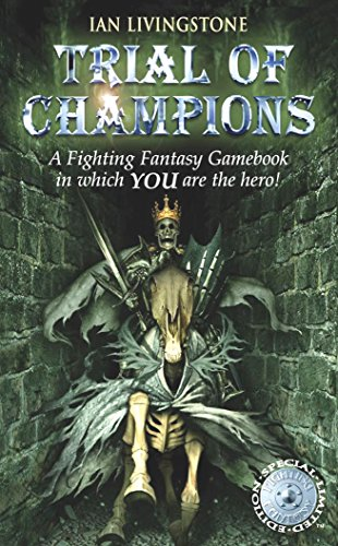 Trial of Champions (Fighting Fantasy)