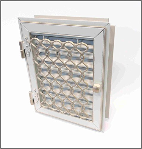 Stufa di maiolica tuere Griglia di ventilazione aria griglia griglia ad aria calda tubo tuere (Camino Di Ventilazione Tubo)