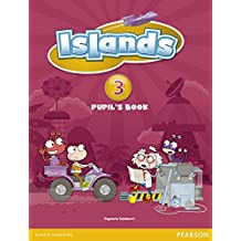 Islands Level 3 Pupil's Book plus pin code