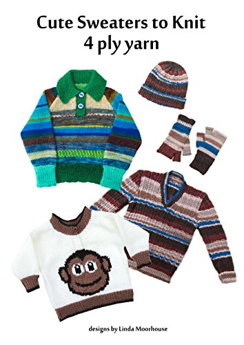 t in 4 ply (Cute baby/toddler outfits Book 3) (English Edition) ()