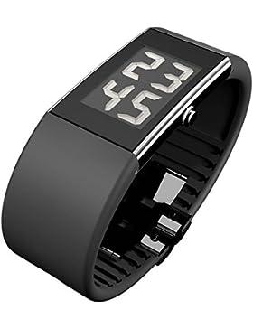 [Gesponsert]Rosendahl Herren-Armbanduhr Digital schwarz 43103