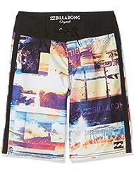 "Billabong Horizon Og Boys 17"" 5 Shorts de Bain Garçon"