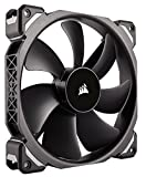 Corsair CO-9050040-WW ML Series ML120 Pro 120 mm Low Noise High Pressure Premium Magnetic Levitation Fan - Black (No LED)