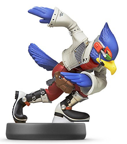 amiibo Falco (Super Smash Bros Series) for Nintendo Wii U, Nintendo 3DS