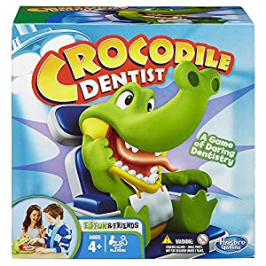 Hasbro Juego de cocodrilo Dentista, Elefun and Friends