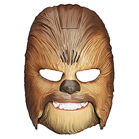 Hasbro Star Wars B3226EU4 - E7 Chewbacca elektronische Maske,