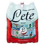 Lete Acqua Minerale Effervescente Naturale 1.5L (Confezione da 6)
