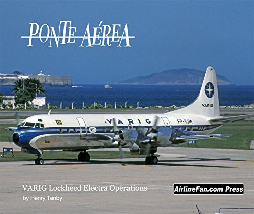 ponte-aerea-varig-lockheed-electra-operations-english-edition