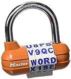Master Lock Pro Sport 1534EURD - Candado alfanumérico