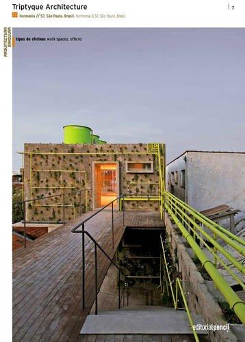 Tipos De Oficinas Triptyque Architecture 07 (TIPOS DE OFICINAS/WORKS SPACES: OFFICES 1)