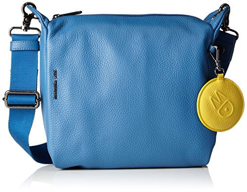 mandarina-duck-damen-mellow-leather-tracolla-umhngetasche-blau-midnight-24x10x255-cm