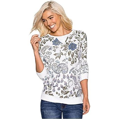 OverDose de las mujeres de algodón manga larga blusa ocasional de tapas de la camisa