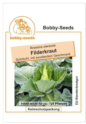 Bobby-Seeds Kohl-Samen Weißkohl Filderkraut Portion