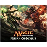Magic The Gathering 14443vs Nissa OB nixilis Duel Deck