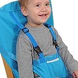 YOYOBABY Hochstuhl baby tragbarer Stuhl-Sitzgurt Kindersitz Esszimmerstuhl Sicherheitsgurt mit Tasche
