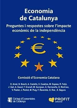 ECONOMIA DE CATALUNYA (Catalan Edition)