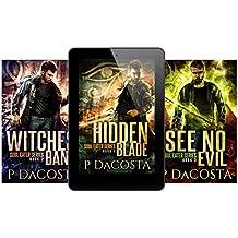 Soul Eater Series (Books 1, 2, 3)