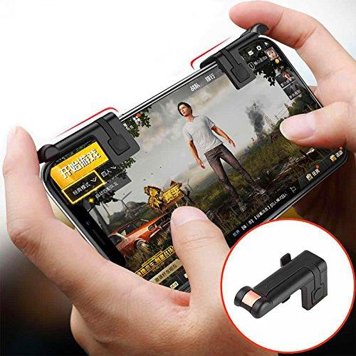 1Paar Controller Bezug Spiel (Neue Version) links + rechts Gaming Triggers Smart Phones Spiel Controller Shooter nicht Blockieren Bildschirm für pubg