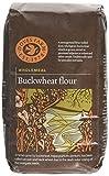Doves Farm Wholegrain Buckwheat Flour 1 Kg (Pack of 5)