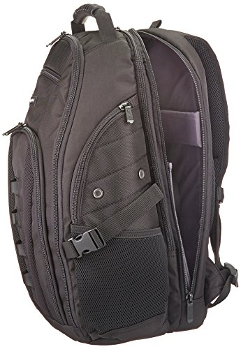 Best amazon backpacks in India 2020 AmazonBasics Adventure Laptop Backpack - Fits Up to 17-Inch Laptops Image 3