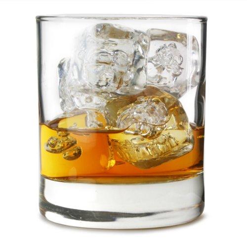 Arcoroc Islande FB30 Whiskyglas 300ml, ohne Füllstrich, 6 Stück