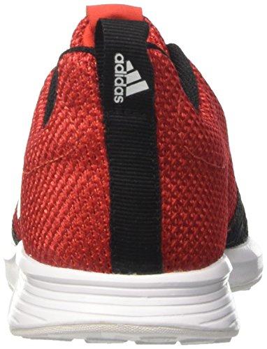 adidas Ace 17.4 Tr, Chaussures de Football Mixte Enfant Rouge (Red / Ftwr White / Core Black)