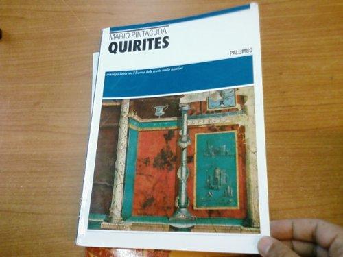Quirites. Antologia latina. Per il biennio dei Licei e degli Ist. Magistrali