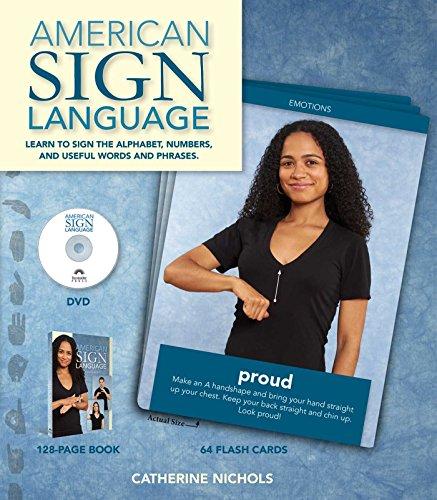 American Sign Language Braille-flash