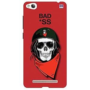 BAD SS - Mobile Back Case Cover For Xiaomi Redmi 3S Prime