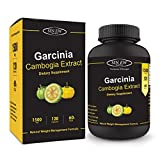Sinew Nutrition Garcinia Cambogia Extract - (120 Count) 1500 mg Per Serving