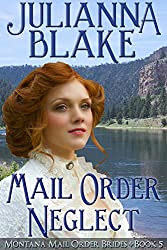 Mail Order Neglect (Sweet Historical Mail Order Bride Romance Novel) (Montana Mail Order Brides Book 5)