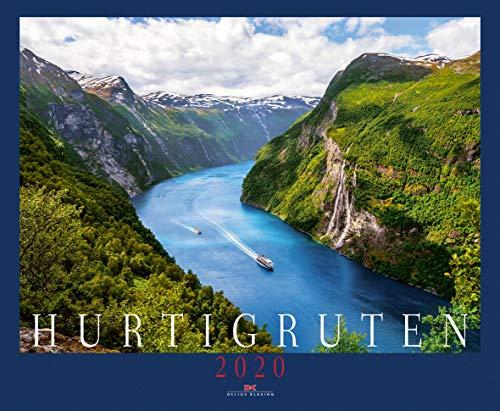 Hurtigruten 2020