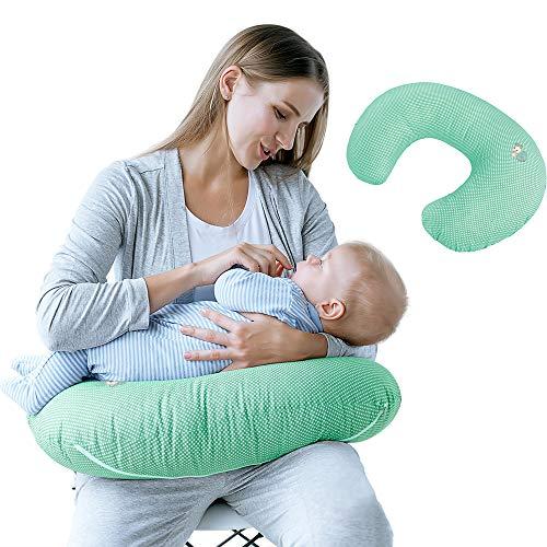 Sei Design oreiller d'allaitement « Escargot » avec une utilisation multifonctionnelle