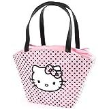 Hello Kitty , Damen Umhängetasche Rosa Pink