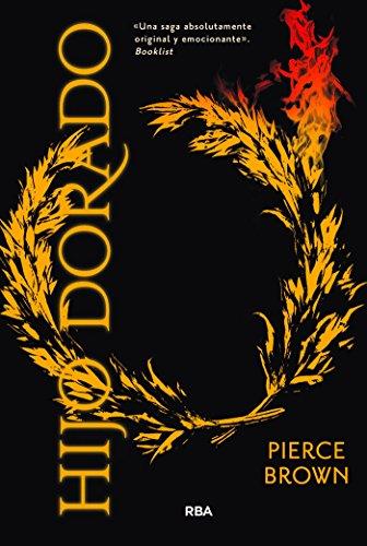 Hijo dorado (Serie Amanecer Rojo nº 2) por Pierce Brown