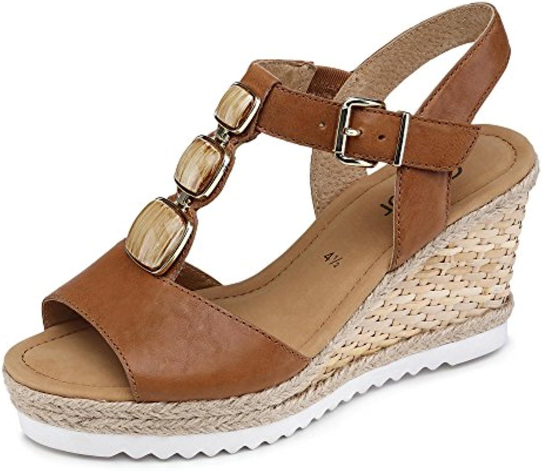 Gabor Fashion Damenschuhe 45.792 Damen Sandalette Sandale
