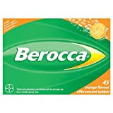 Berocca Brausetabletten orange 45 pro Packung