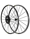 SELECTION P2R (Cycle) Roues Route 700 Mavic aksium Noir 11v. Compatible 10v. Shimano...